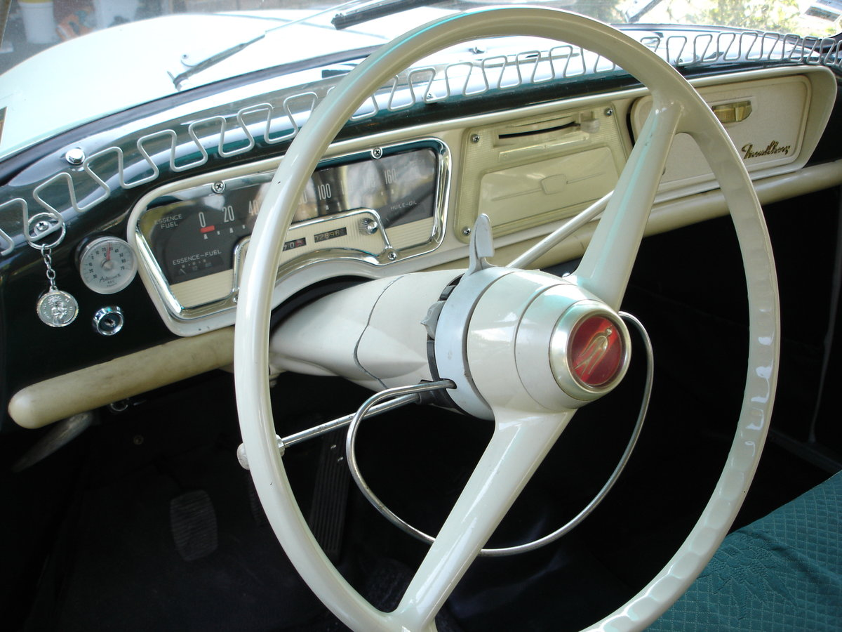 1959 Stunning unique SIMCA P60 For Sale (picture 6 of 6)