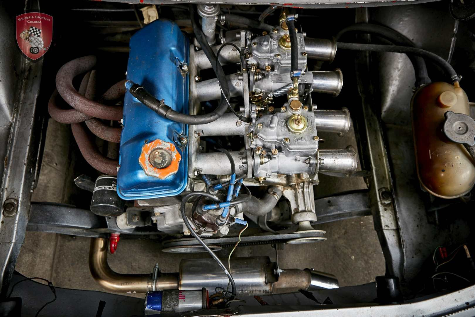 1968 Simca 1200 S rally  For Sale (picture 3 of 6)