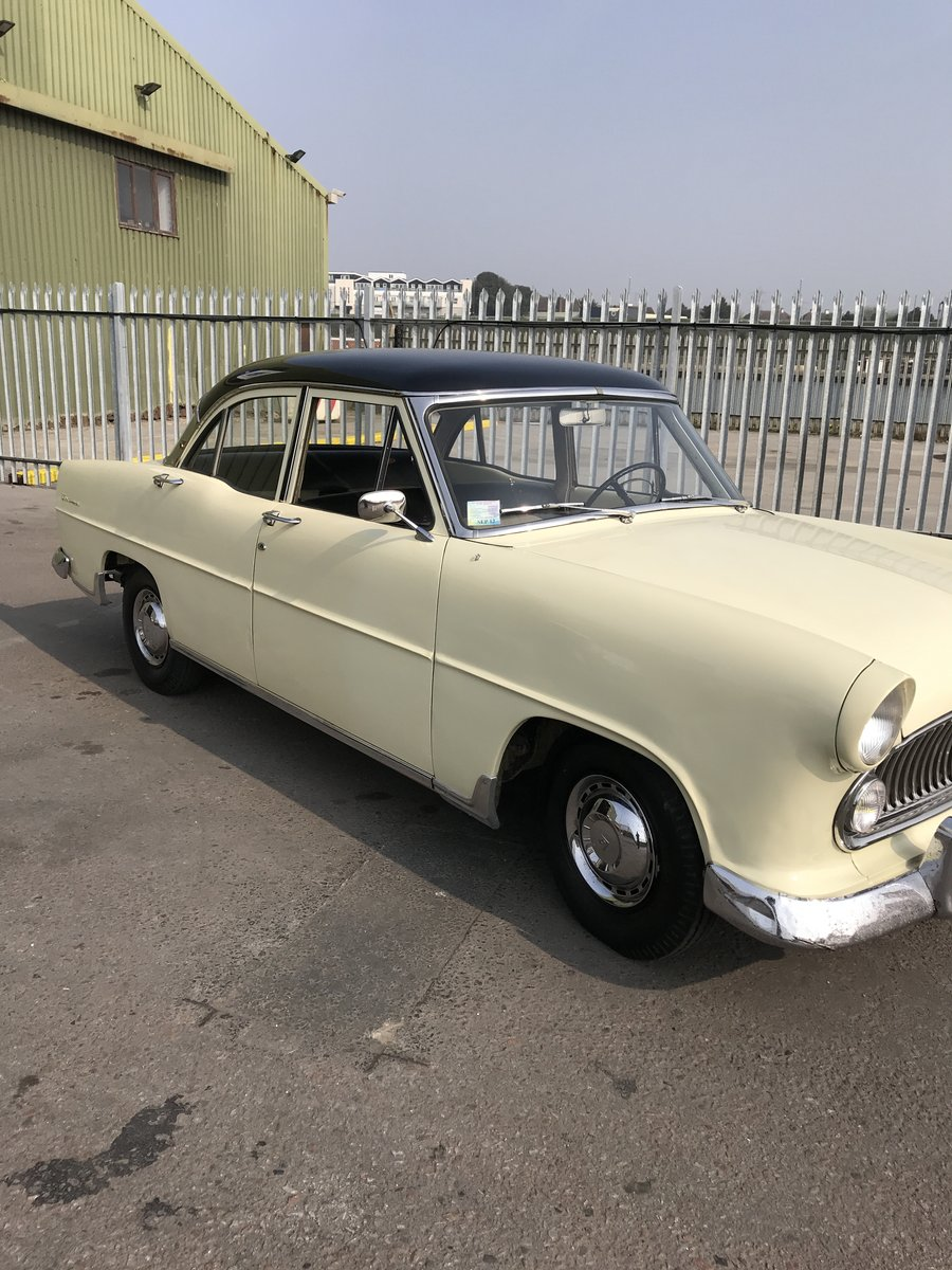 1956 Simca vedette Versailles V8 For Sale (picture 2 of 6)