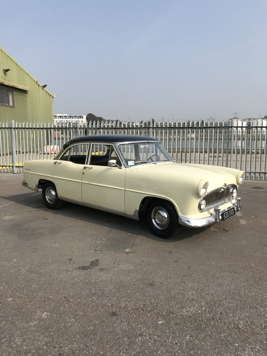1956 Simca vedette Versailles V8 For Sale (picture 6 of 6)