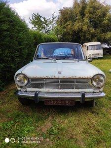1964 Original Classic French Simca Talbot 1300 GL Car.