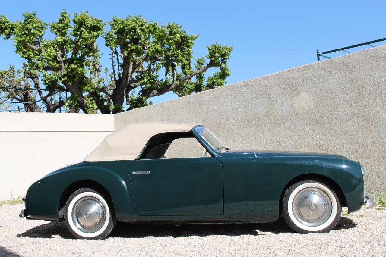 1950 Simca 8 Sport Cabriolet by Facel SOLD (picture 3 of 6)