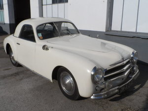 1952 Simca 8 Sport Coupe by Facel