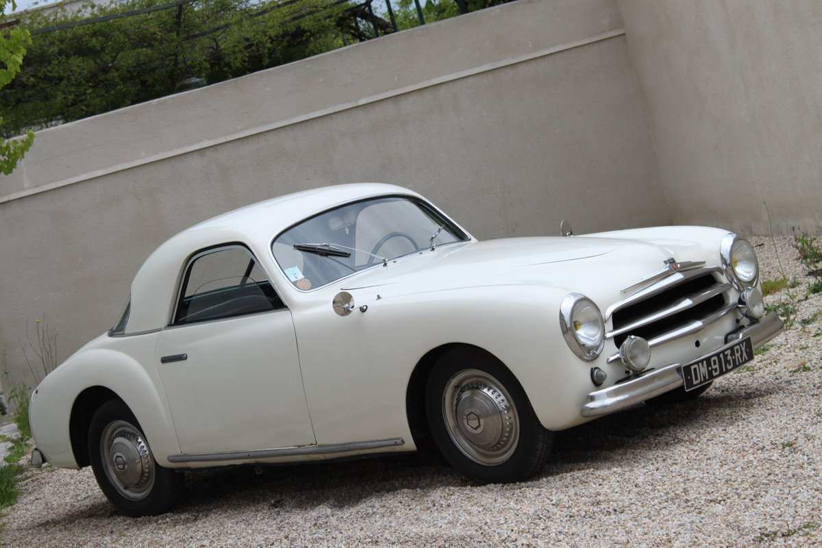 1952 Simca 8 Sport Coupe by Facel SOLD (picture 1 of 6)
