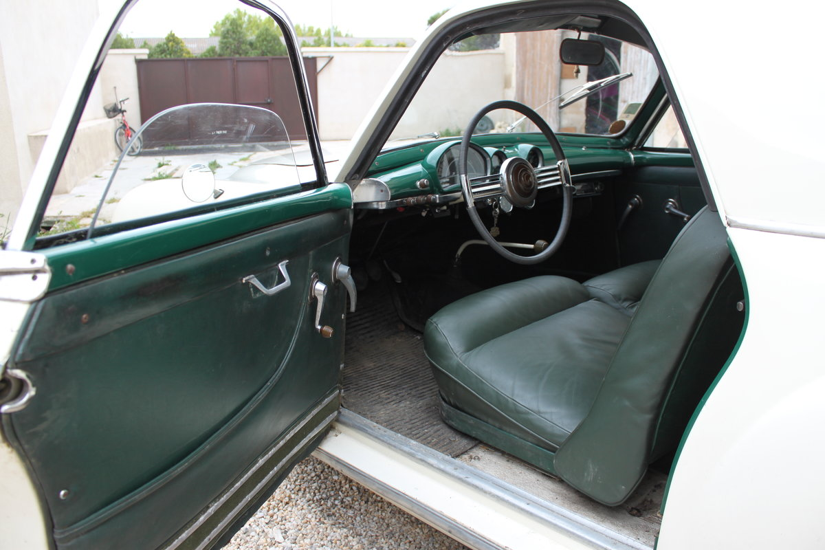 1952 Simca 8 Sport Coupe by Facel SOLD (picture 4 of 6)