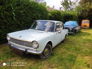 1964 Original Classic French Simca Talbot 1300 GL Car For Sale