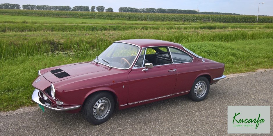 1971 Simca 1200S Coupe by Bertone  For Sale (picture 2 of 6)
