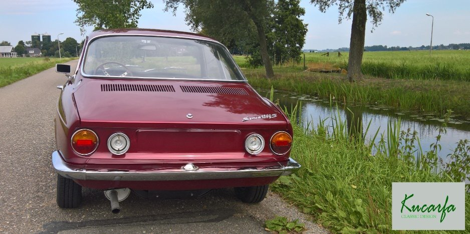 1971 Simca 1200S Coupe by Bertone  For Sale (picture 3 of 6)