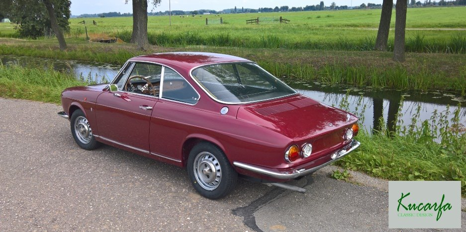 1971 Simca 1200S Coupe by Bertone  For Sale (picture 4 of 6)