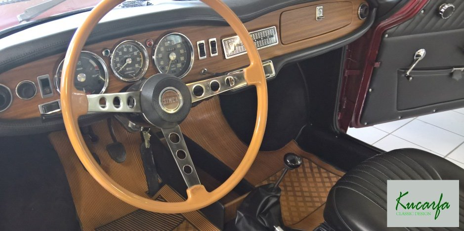 1971 Simca 1200S Coupe by Bertone  For Sale (picture 5 of 6)