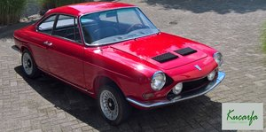 1971 Simca 1200S Coupe project