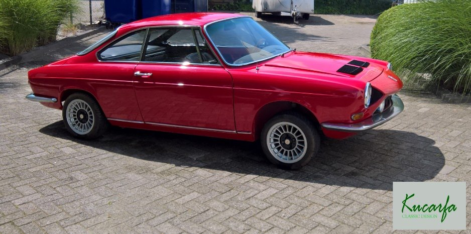 1971 Simca 1200S Coupe project For Sale (picture 2 of 6)