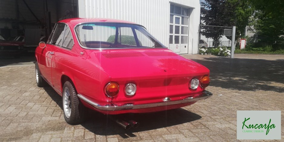 1971 Simca 1200S Coupe project For Sale (picture 4 of 6)