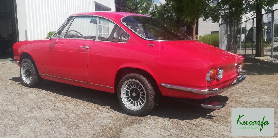 1971 Simca 1200S Coupe project For Sale (picture 5 of 6)