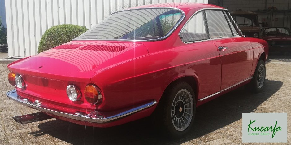 1971 Simca 1200S Coupe project For Sale (picture 6 of 6)