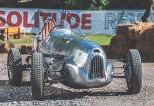 1939 Simca Monoposto race car voiture de course Rennwag
