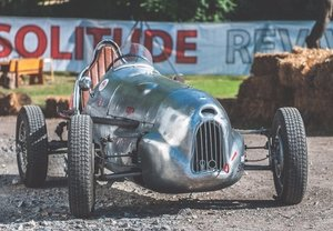 1939 Simca Monoposto race car voiture de course Rennwag For Sale