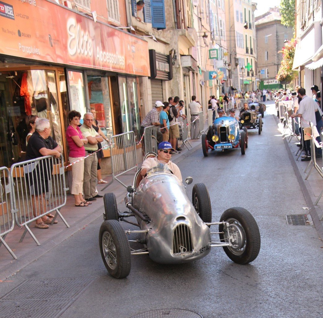 1939 Simca Monoposto race car voiture de course Rennwag SOLD (picture 4 of 5)