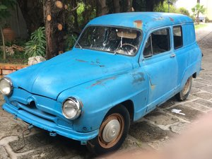 1950 Simca 9 Fourgon For Sale