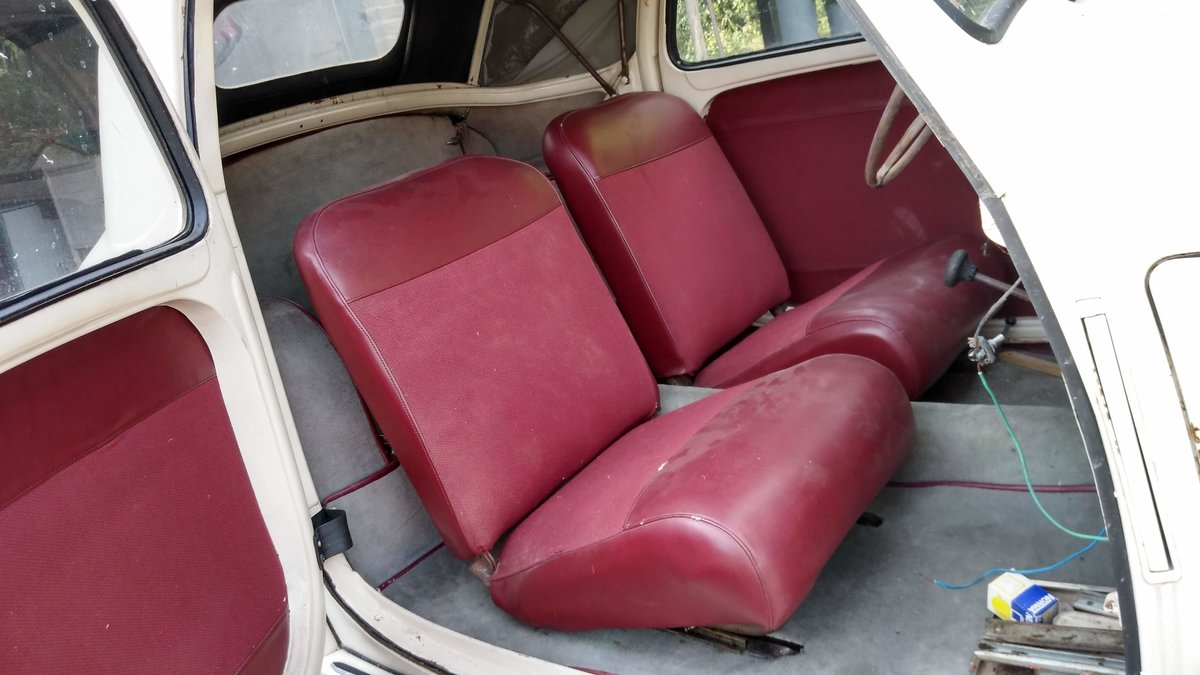 1949 Nice Simca 6 découvrable in good condition For Sale (picture 4 of 6)