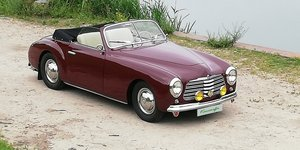1951 Simca 8 Sport Convertible For Sale