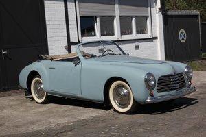 1950 SIMCA 8 Sport Cabriolet Facel