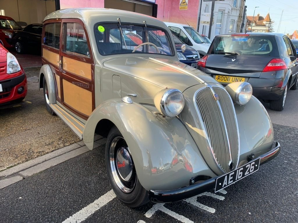 1949 Simca 8 Hot Rod Woody For Sale (picture 1 of 6)