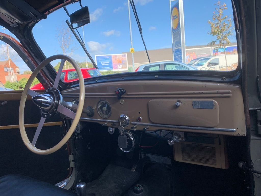 1949 Simca 8 Hot Rod Woody For Sale (picture 5 of 6)