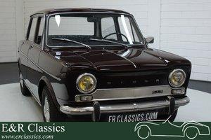Simca S1000 GLS 1968 original 22000 kms
