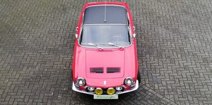 1968 Simca 1200 Coupe by Bertone