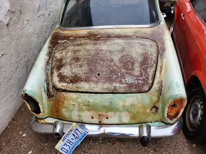 1961 Simca Plien Ciel Coupe For Sale