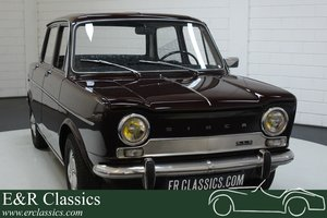 Simca S1000 GLS 1968 original 22000 kms For Sale