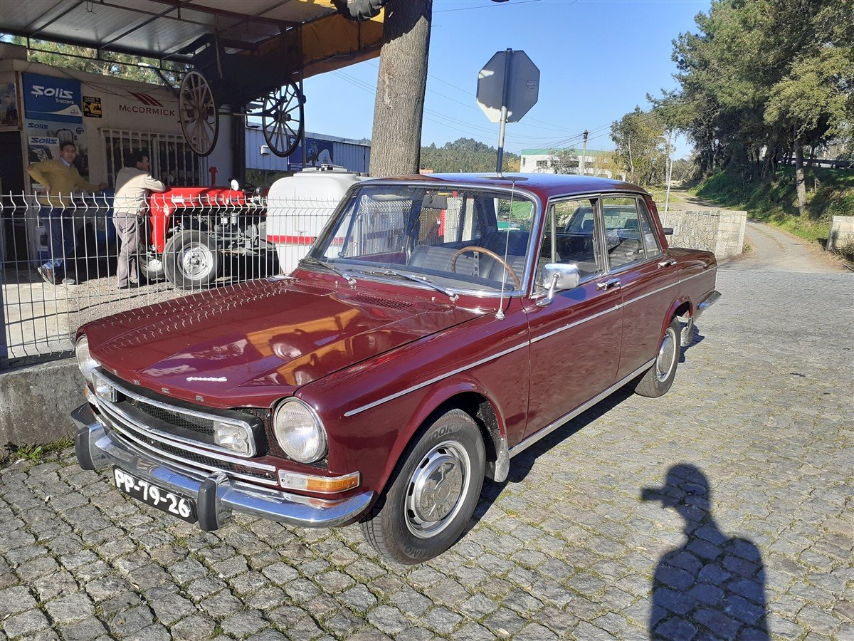 1971 Simca 1501 Special For Sale (picture 1 of 6)
