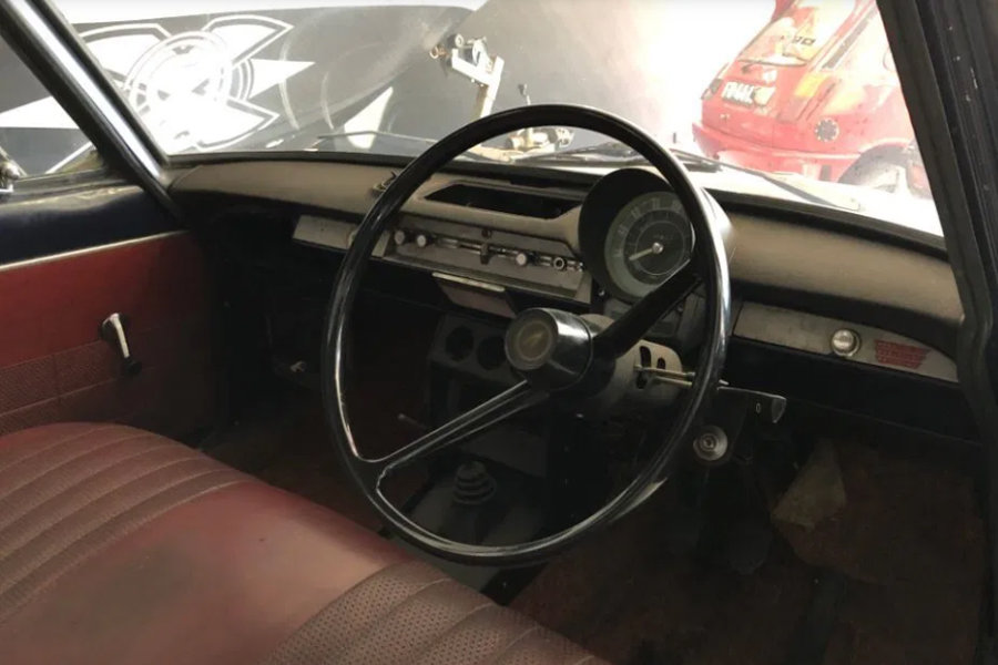 1972 Simca 1300 (RHD) For Sale (picture 3 of 6)