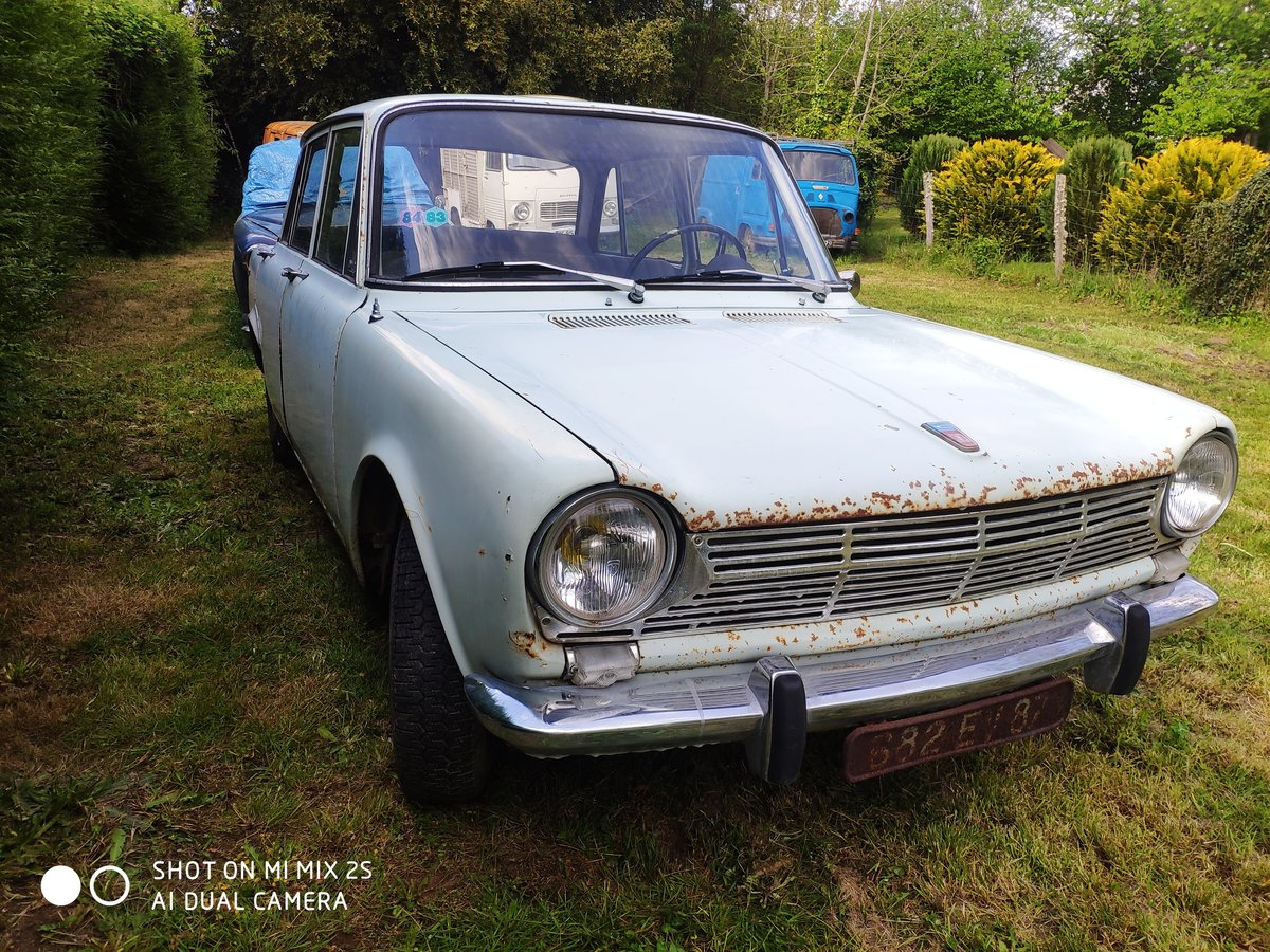 1964 Simca Talbot 1300 GL Original French Classic  For Sale (picture 1 of 6)