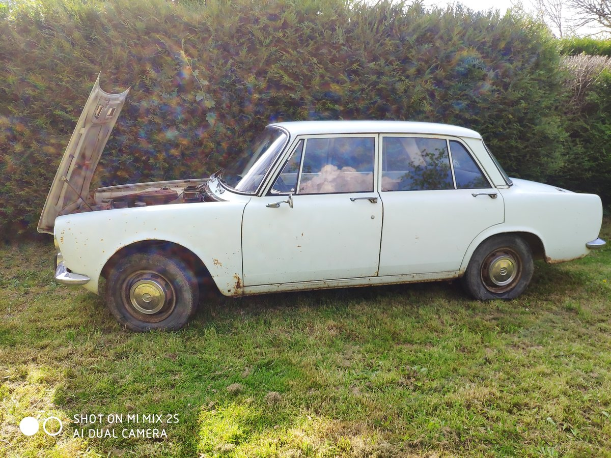 1964 Simca Talbot 1300 GL Original French Classic  For Sale (picture 6 of 6)