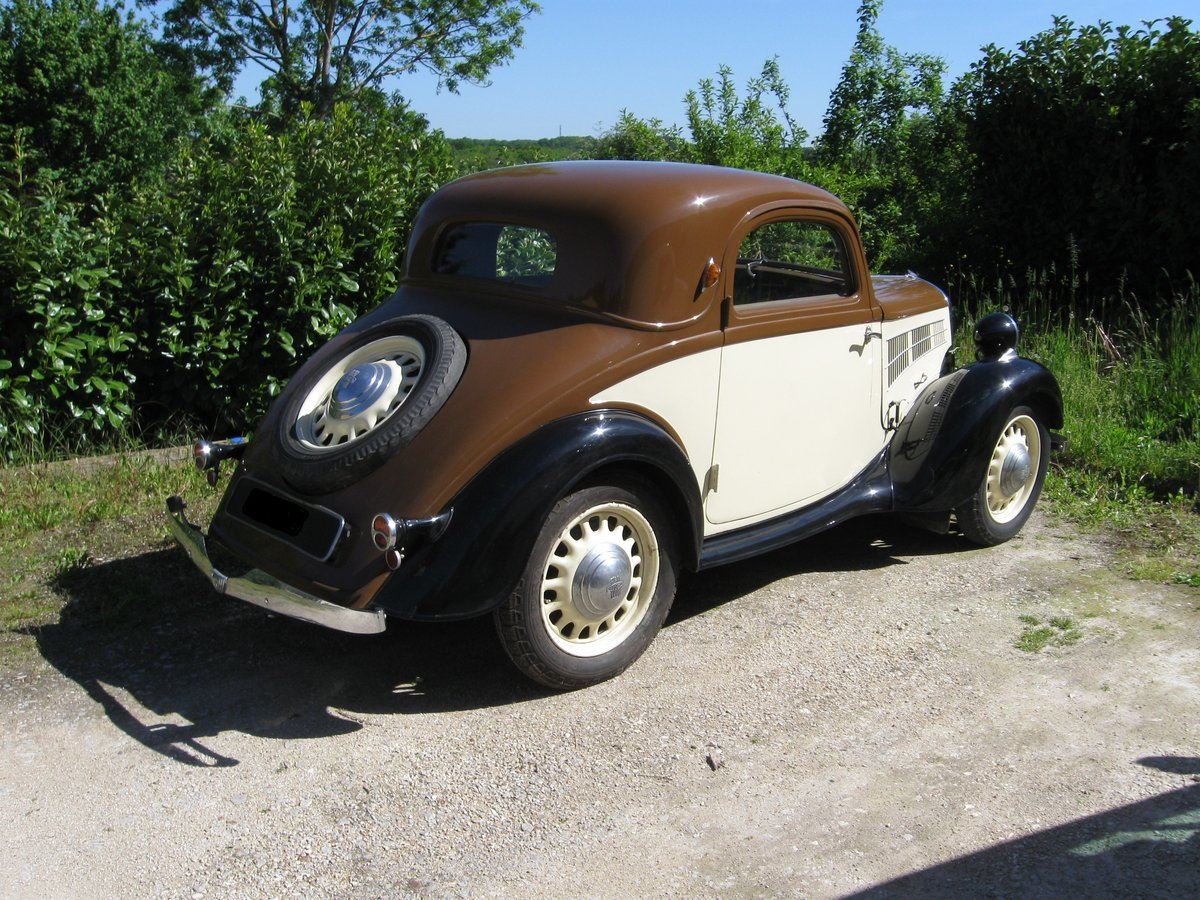 1936 Simca Fiat 6 CV For Sale (picture 2 of 2)