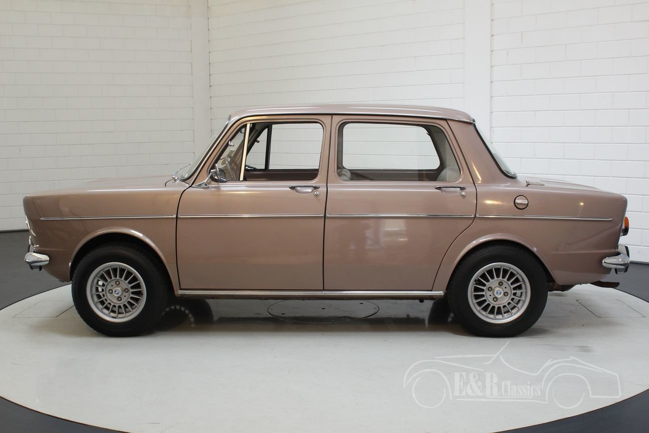 Simca 1000 GL Automatique 1966 Round rear lights For Sale (picture 5 of 6)