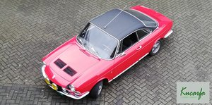 1968 Simca 1200S Coupe by Bertone