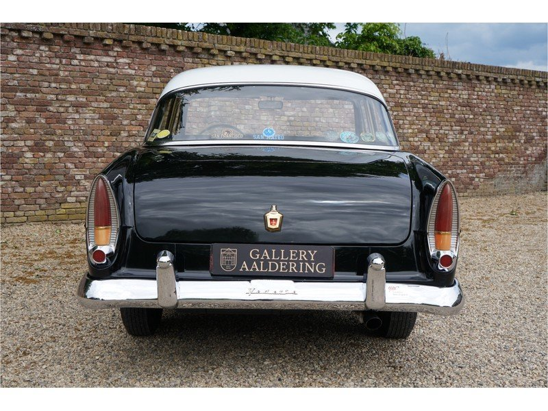 1957 Simca Vedette Versailles Great original condition For Sale (picture 5 of 6)