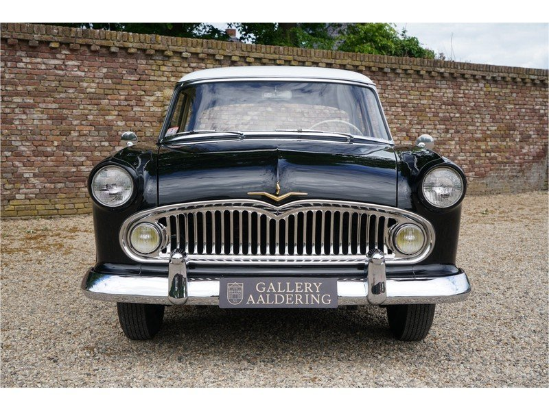 1957 Simca Vedette Versailles Great original condition For Sale (picture 6 of 6)