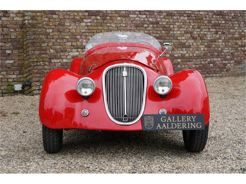 1950 Simca 8 1200 Barquette sport Gordini replica Fully restored For Sale (picture 5 of 6)
