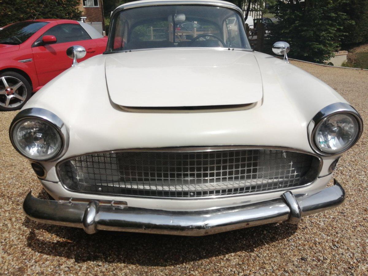 1957 SIMCA ARONDE PLEIN CIEL Coupe PRICE DROP ! For Sale (picture 6 of 6)