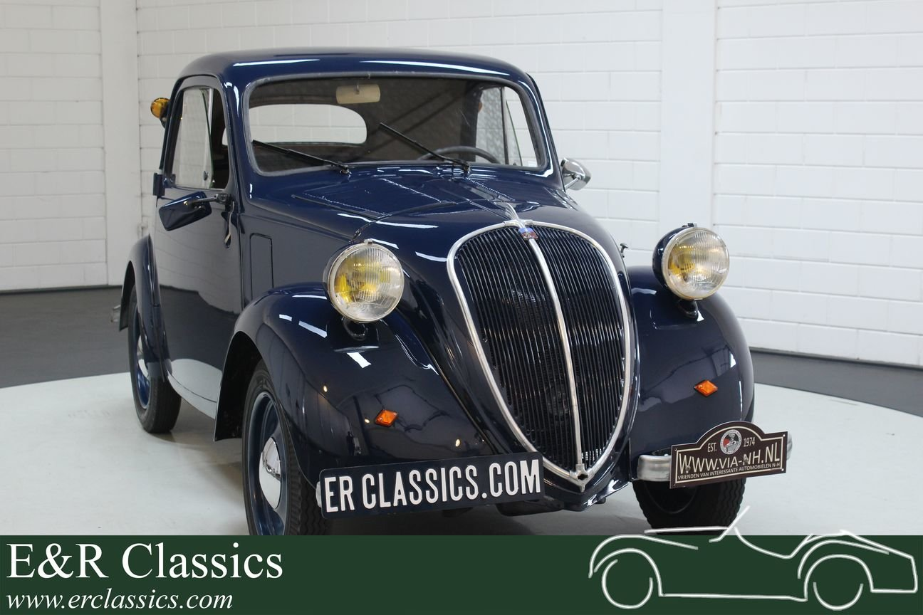 Simca 5 1937 In good condition For Sale (picture 1 of 6)