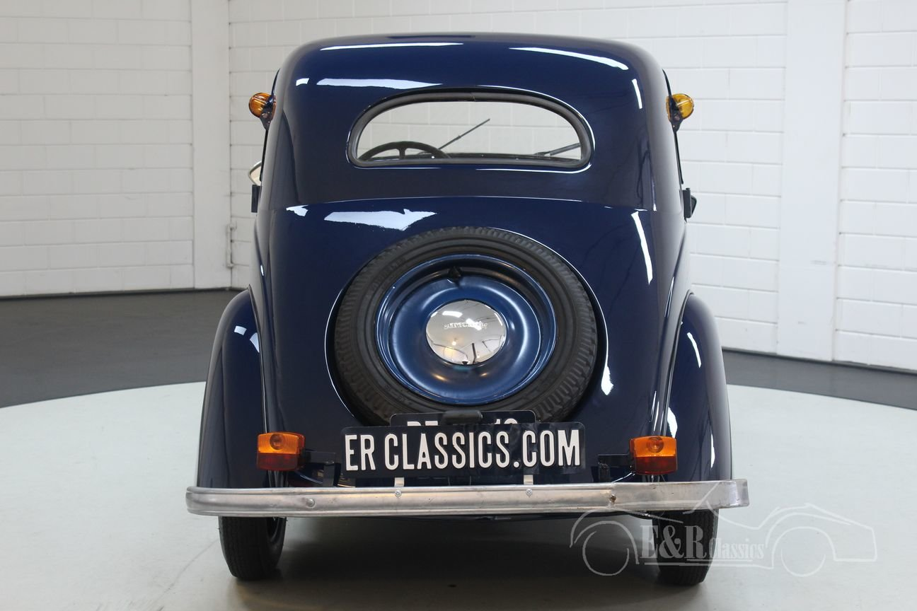 Simca 5 1937 In good condition For Sale (picture 5 of 6)