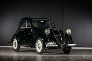 1936 Simca-Fiat 5 coupé - No reserve