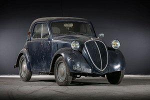 Circa 1939 Simca 5 Coupé - No reserve