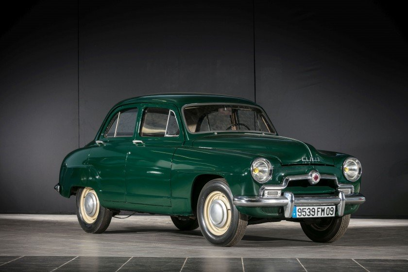 1952 Simca 9 Berline - No reserve For Sale by Auction (picture 1 of 6)