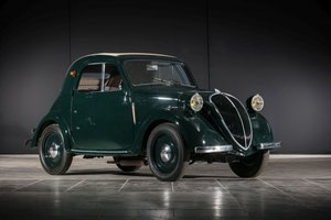 1939 Simca 5 Découvrable - No reserve For Sale by Auction