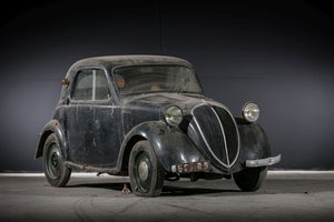 1937 Simca 5 Coupé - No reserve